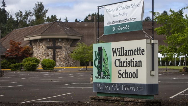 Willamette Christian School is looking for a new location. [Chris Pietsch/The Register-Guard] - register-guard.com