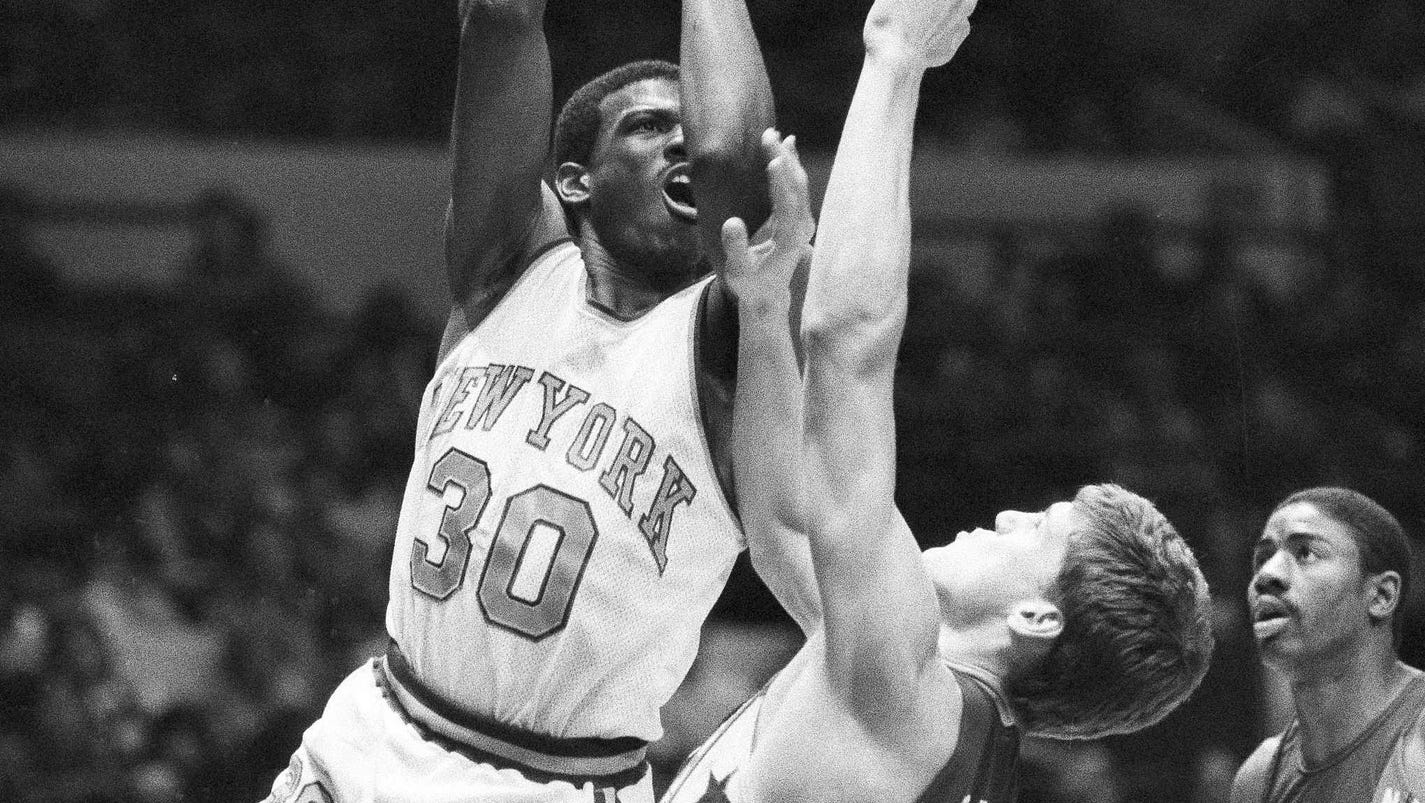 Bernard King Knee injury defined Hall of Fame career