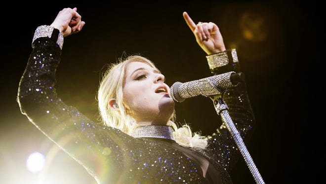 Meghan Trainor will perform Aug. 11 at Indiana Farmers Coliseum.