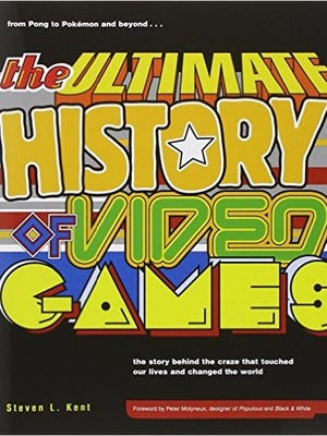 """""""The Ultimate History of Video Games"""""""