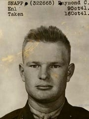 Cpl. Raymond C. Snapp, a Marine who was killed in action