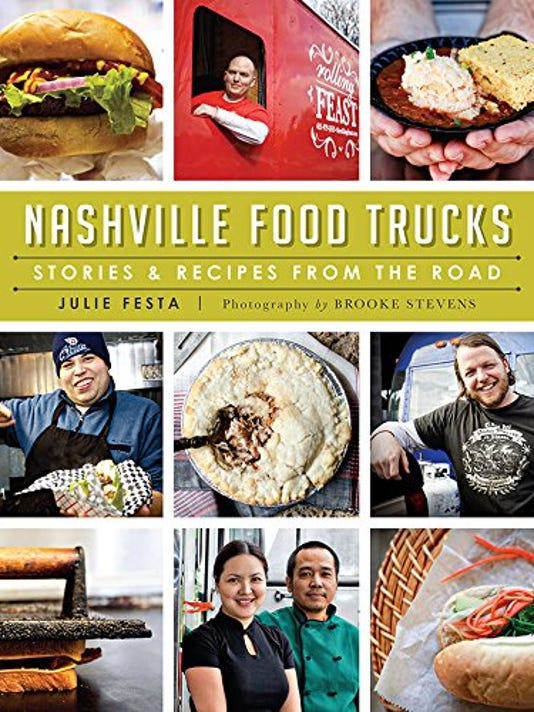 Nashville food trucks star in new book forumfinder Image collections
