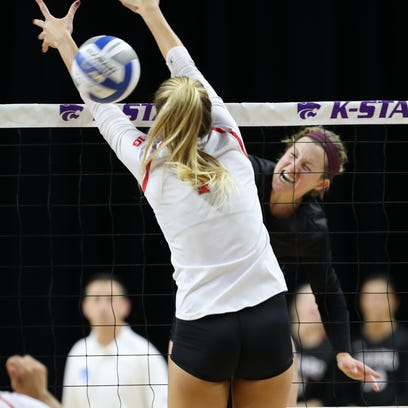 Lily Johnson is the first Missouri State player to