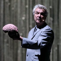 David Byrne's 'American Utopia' tour an ambitious artistic triumph, same as it ever was