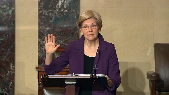 Why Elizabeth Warren was accused of 'impugning' Jeff Sessions