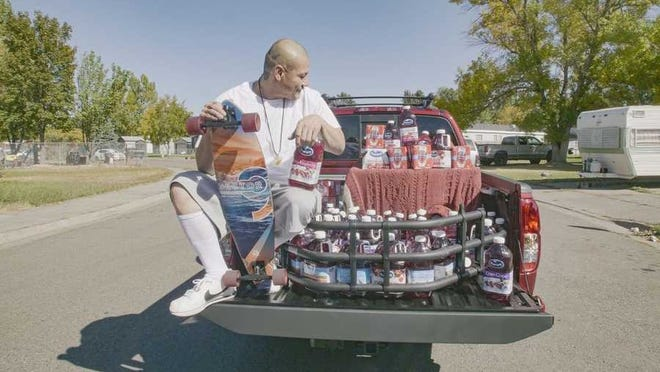 Ocean Spray fan gets new truck   SOURCE: Ocean Spray