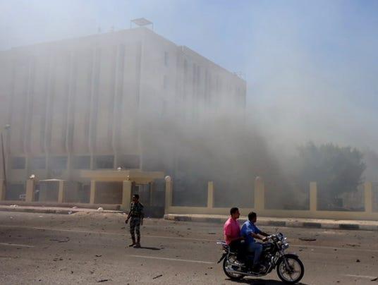 Egypt violence