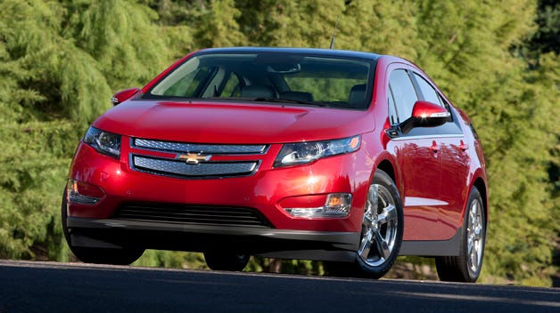 You'd think a tech-laden car such as the 2011 Chevrolet Volt would be fussy, but not so. J.D. Power's latest dependability survey shows it's most trouble-free of any 3-year old compact car.