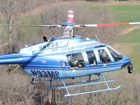 The Missouri State Highway Patrol Aircraft Division