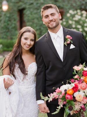 Mr. and Mrs. Kelvin Morris
