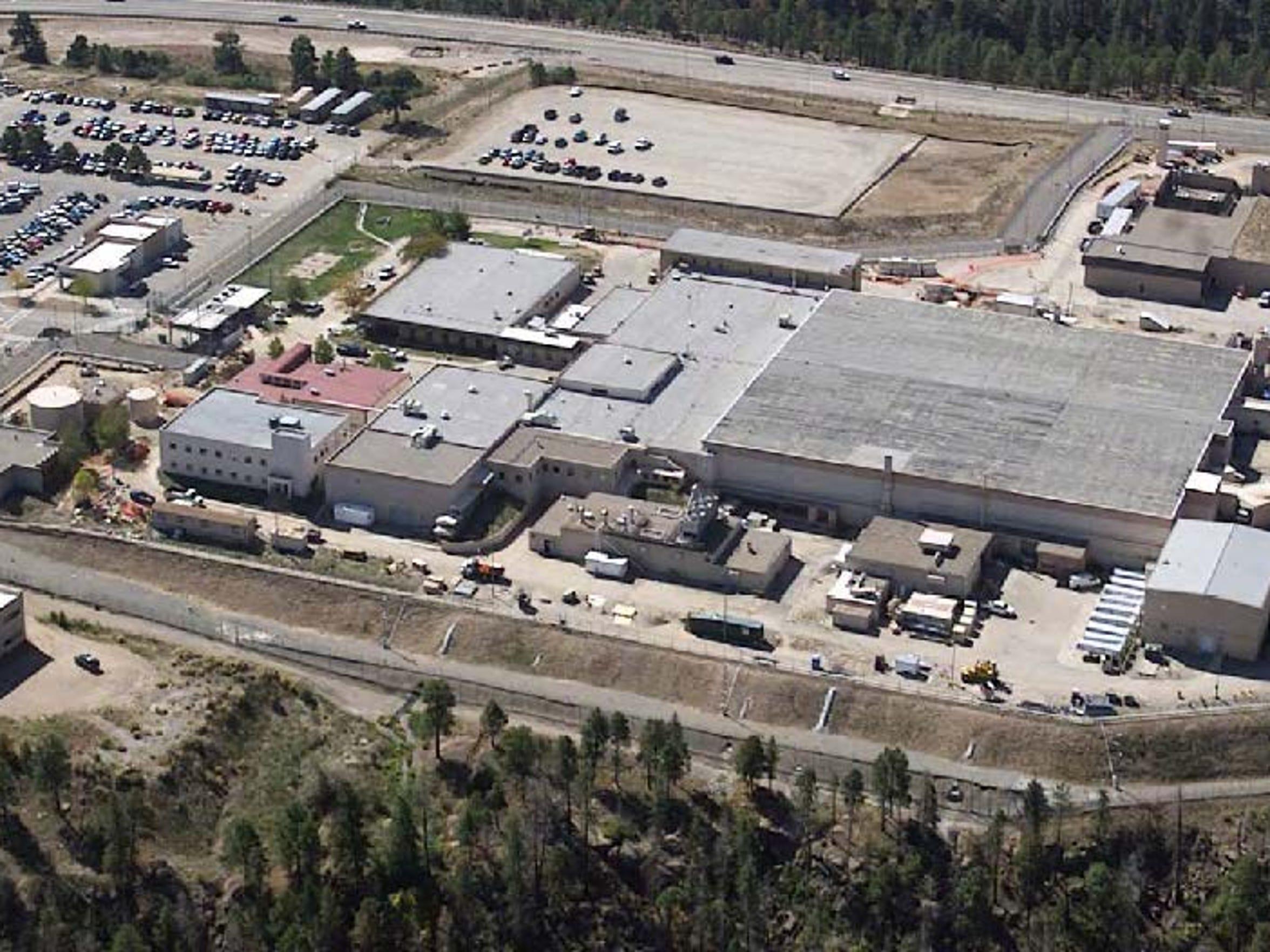 Plutonium Facility-4 at Los Alamos National Laboratory