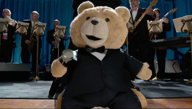 "A clip from ""Ted 2."""