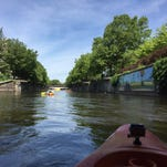 Nick Buckley: A maiden voyage on the Battle Creek River