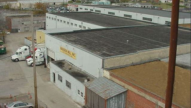 Earlier this year, Madison Mill Inc. relocated to Cheatham County from this property at 4101 Charlotte Ave.
