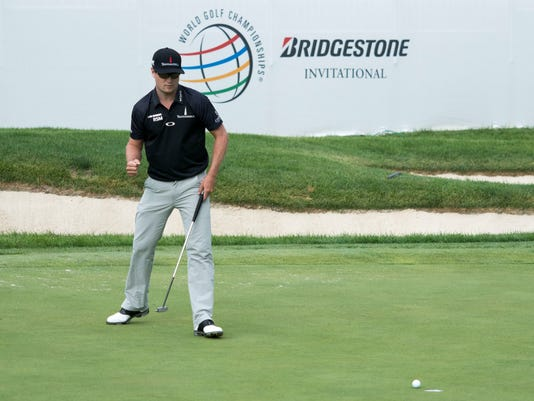 PGA: WGC - Bridgestone Invitational - Third Round