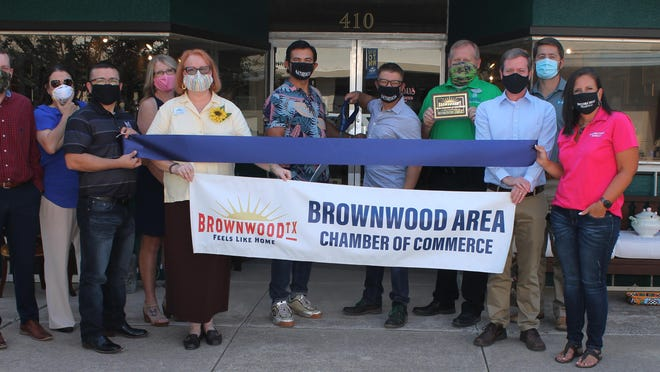 On Aug. 18, 2020, the Brownwood Area Chamber of Commerce held a ribbon cutting for Saturdays. This downtown Brownwood retail shop is located at 410 Center Ave in Brownwood. Saturdays is an oldies, oddities, and home furnishings shop specially curated for the designer, collector, and treasure hunter. The location is the only retail store in Brown County to sell Dixie Belle Paint Company products. Stop by and see Levi and Shawn on Saturday's between 8 am - 6 pm or call (325)-8157 for an appointment during the week.