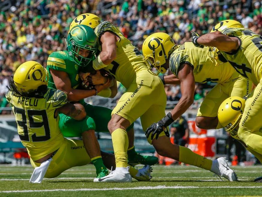 2020 Football Schedule - University of Oregon Athletics