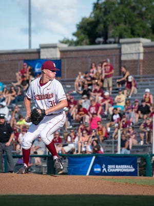 Boomer Biegalski is headed to the MLB after one season as a Seminole.