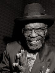 Dr. Eddie Giles was a pastor, radio announcer and blues musician.