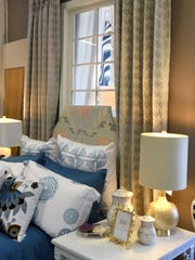 Well made draperies give every room a sense of luxury and warmth.