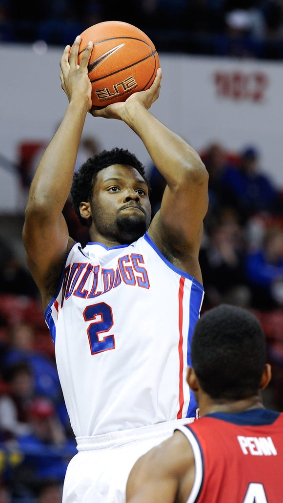 Louisiana Tech forward Erik McCree was named to the preseason All-Conference USA team on Wednesday.