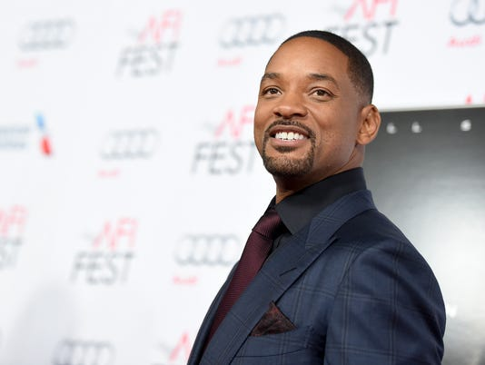 "AFI FEST 2015 Presented By Audi Centerpiece Gala Premiere Of Columbia Pictures' ""Concussion"" - Red Carpet"
