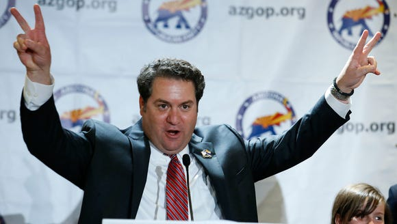 Arizona Attorney General Mark Brnovich, shown here