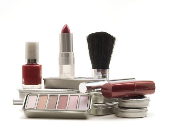 Organize your cosmetics so they are easy to access