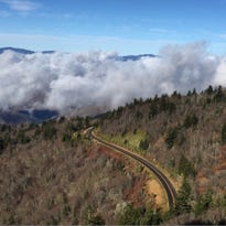 Blue Ridge Parkway in Jackson County grows with private land donation