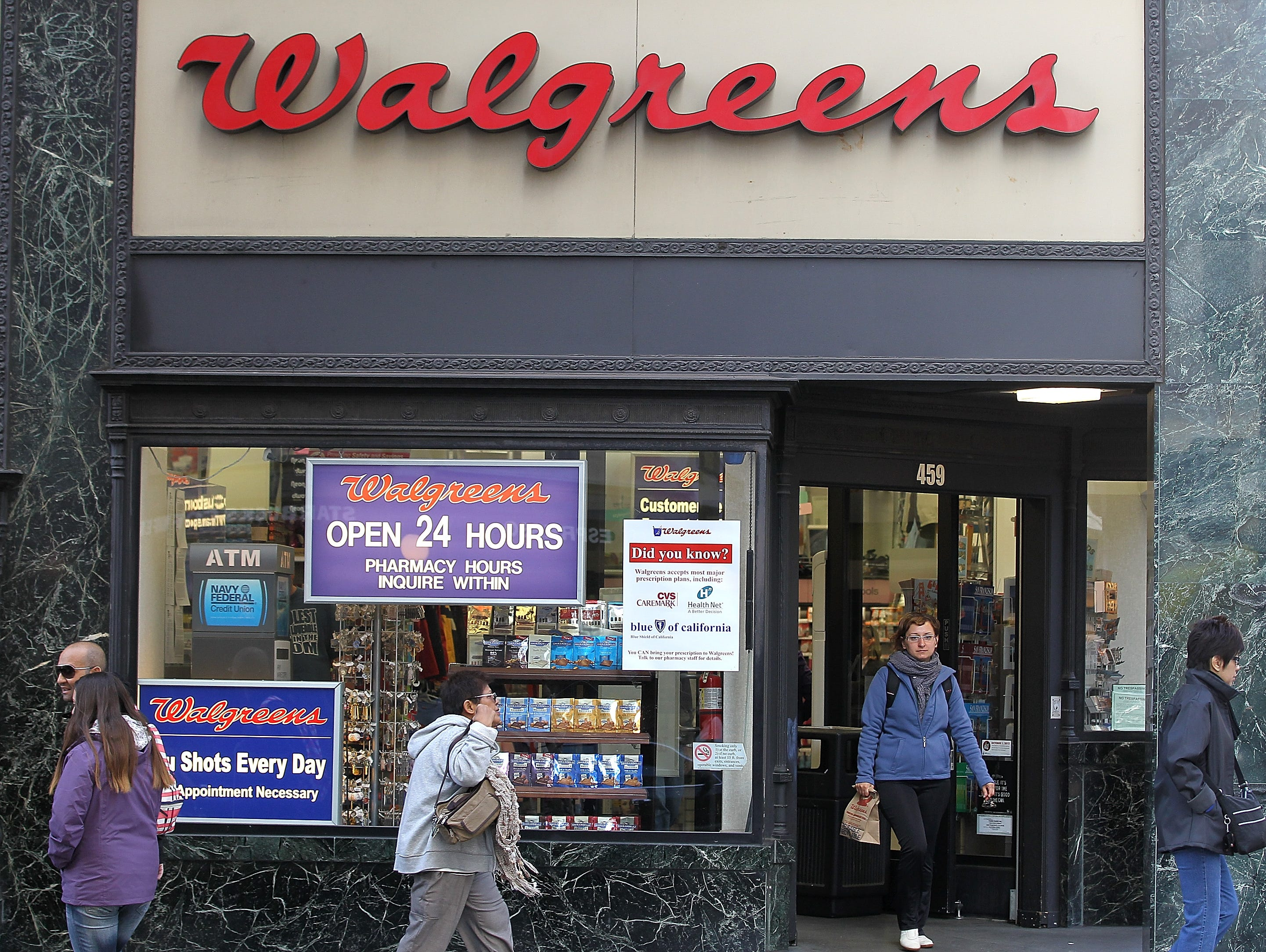 Walgreens pharmacy  is working to expand its non-emergency telemedicine services
