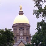 ESPN, Notre Dame argue campus police case before state's high court