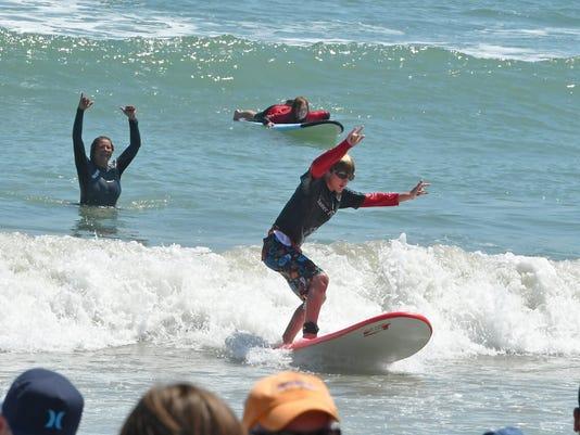 2018 Easter Surfing Festival