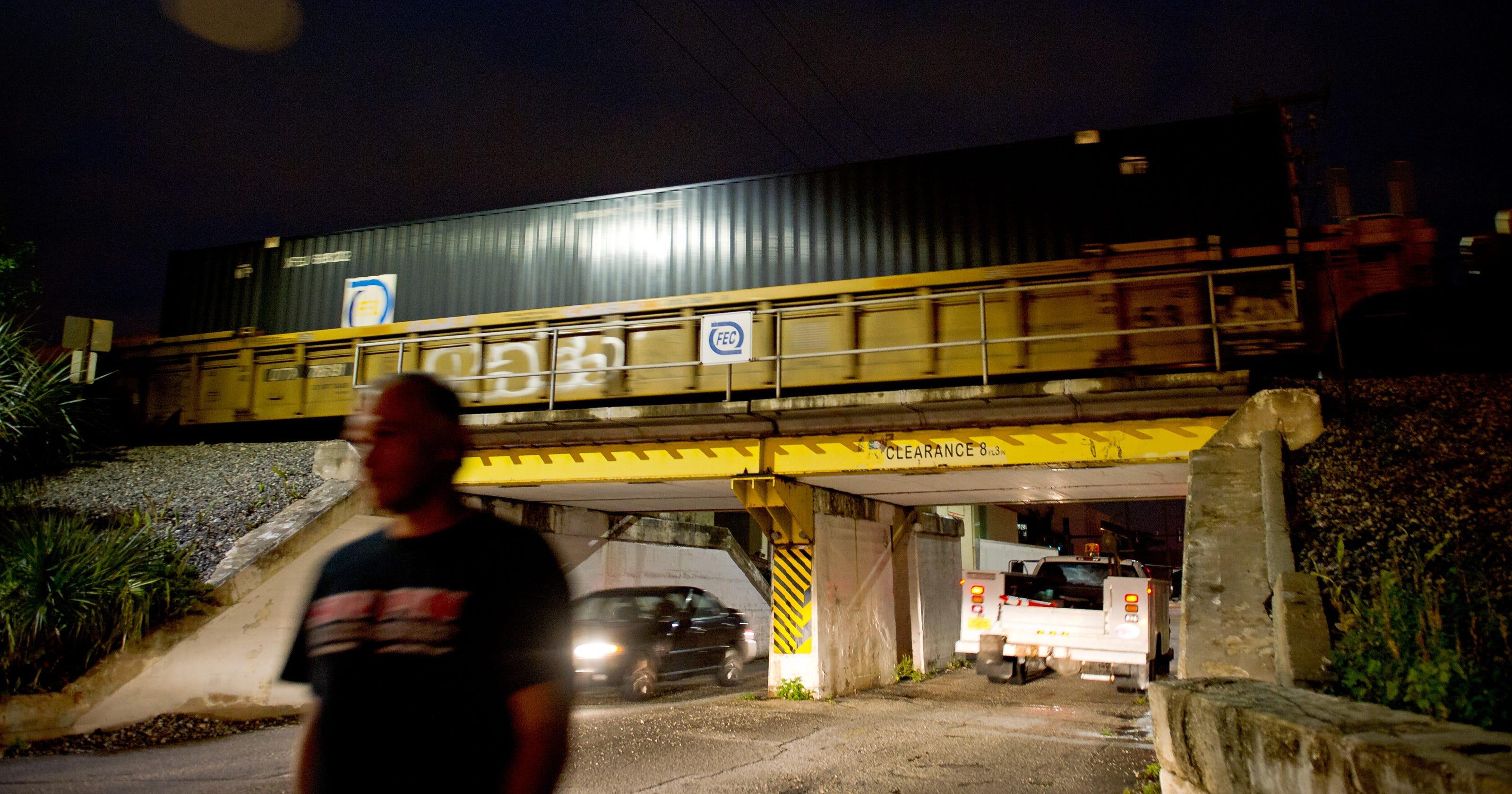 Florida East Coast Railway, Brightline have seen 76 deaths