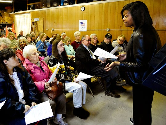 In this file photo, York County Elections and Voter