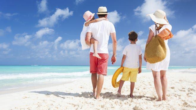 Early numbers suggest more Americans will vacation during the warm months than last year.