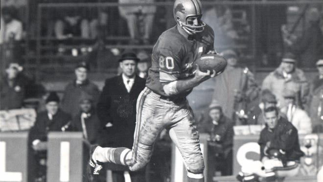 Jim Gibbons, Detroit Lions