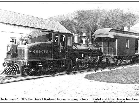 1892- railroad running