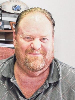 Van Horne Mayor Marty Junge