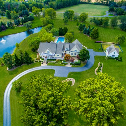 Hot Property: $2.3 million super-sized cabin in Zionsville