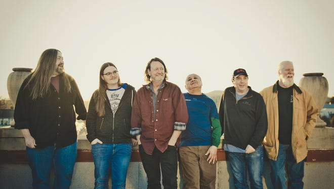 Widespread Panic hits the Saenger Theatre on Tuesday and Wednesday.