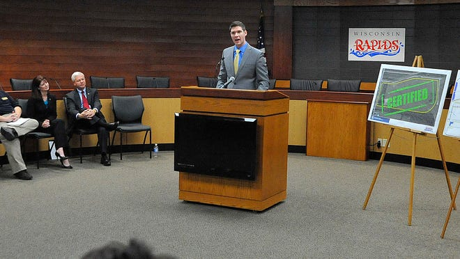 Mayor Zach Vruwink will present the Wisconsin Rapids State of the City on Feb. 4.