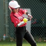 Ashley Wilson had three hits for the Pirates, as did her sister, Chelsea, as Pinckney beat East Lansing, 7-4, to take the Fowlerville Invitational title on Saturday.
