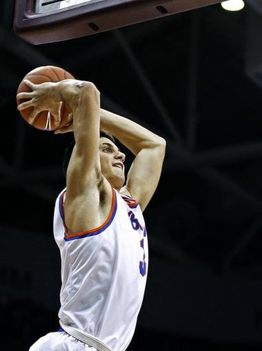 Arizona State commit Sam Cunliffe of Rainier Beach (Seattle, Washington) scored 65 points in three 2016 Bass Pro Tournament of Champions games.