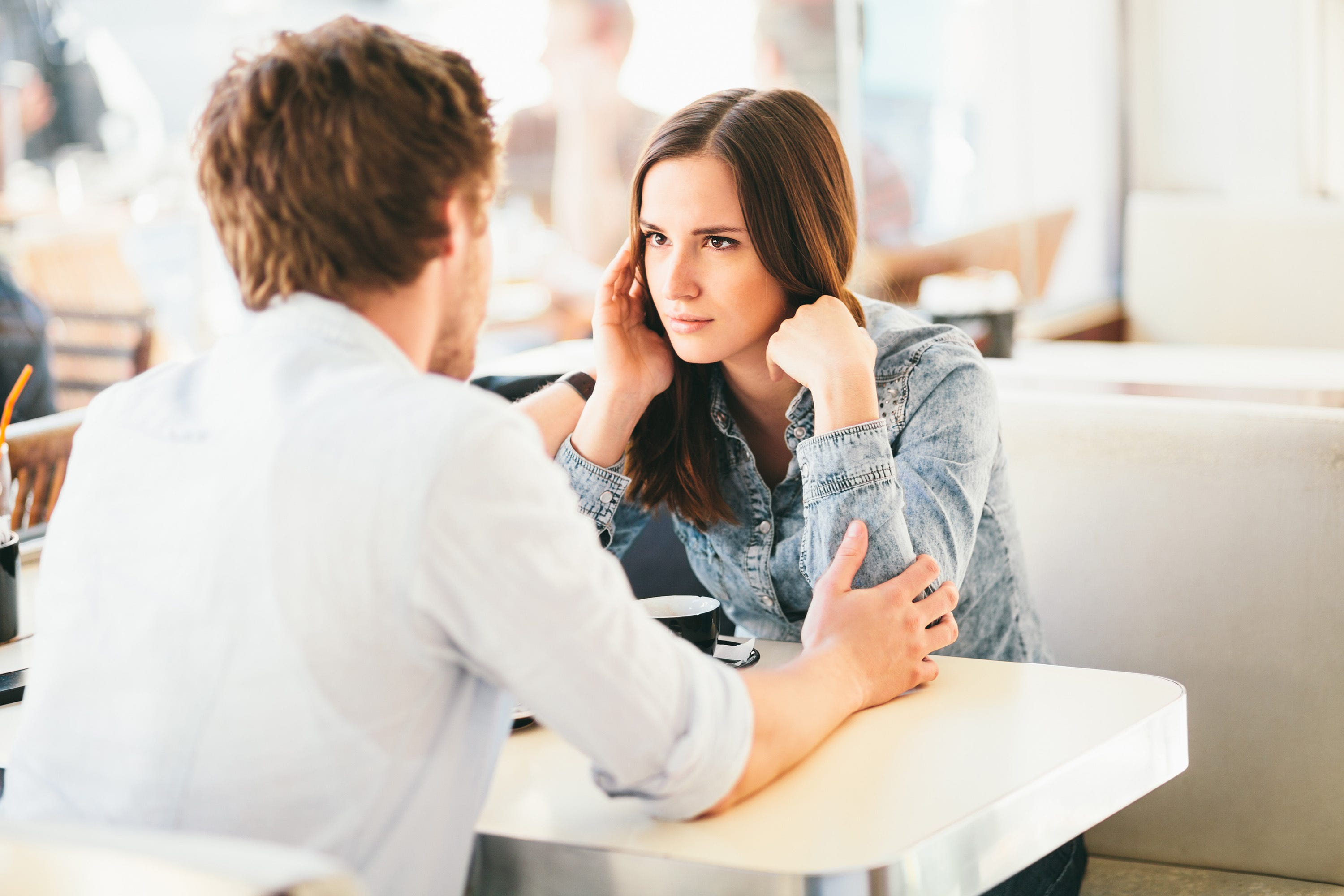 Dating your spouse during trial separation