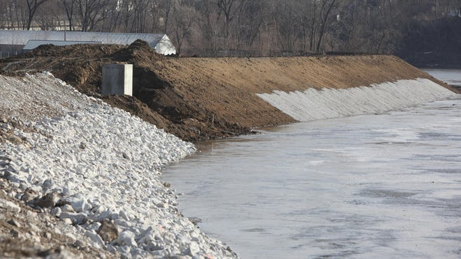 The city of Des Moines and its regional Wastewater Reclamation Authority were awarded this week $111 million in funding for flood mitigation projects over the next 20 years.