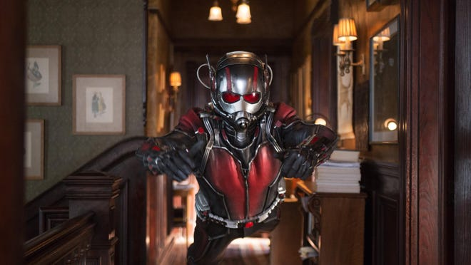 "Paul Rudd stars in Marvel's ""Ant-Man."""