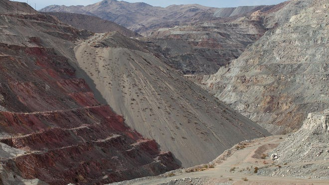 The east pit is the biggest and deepest mine at the Eagle Mountain facility. The old mining boomtown could be a major draw for Coachella Valley residents, and for tourists who might not otherwise visit Joshua Tree National Park, a National Parks Conservation Association spokesperson said.