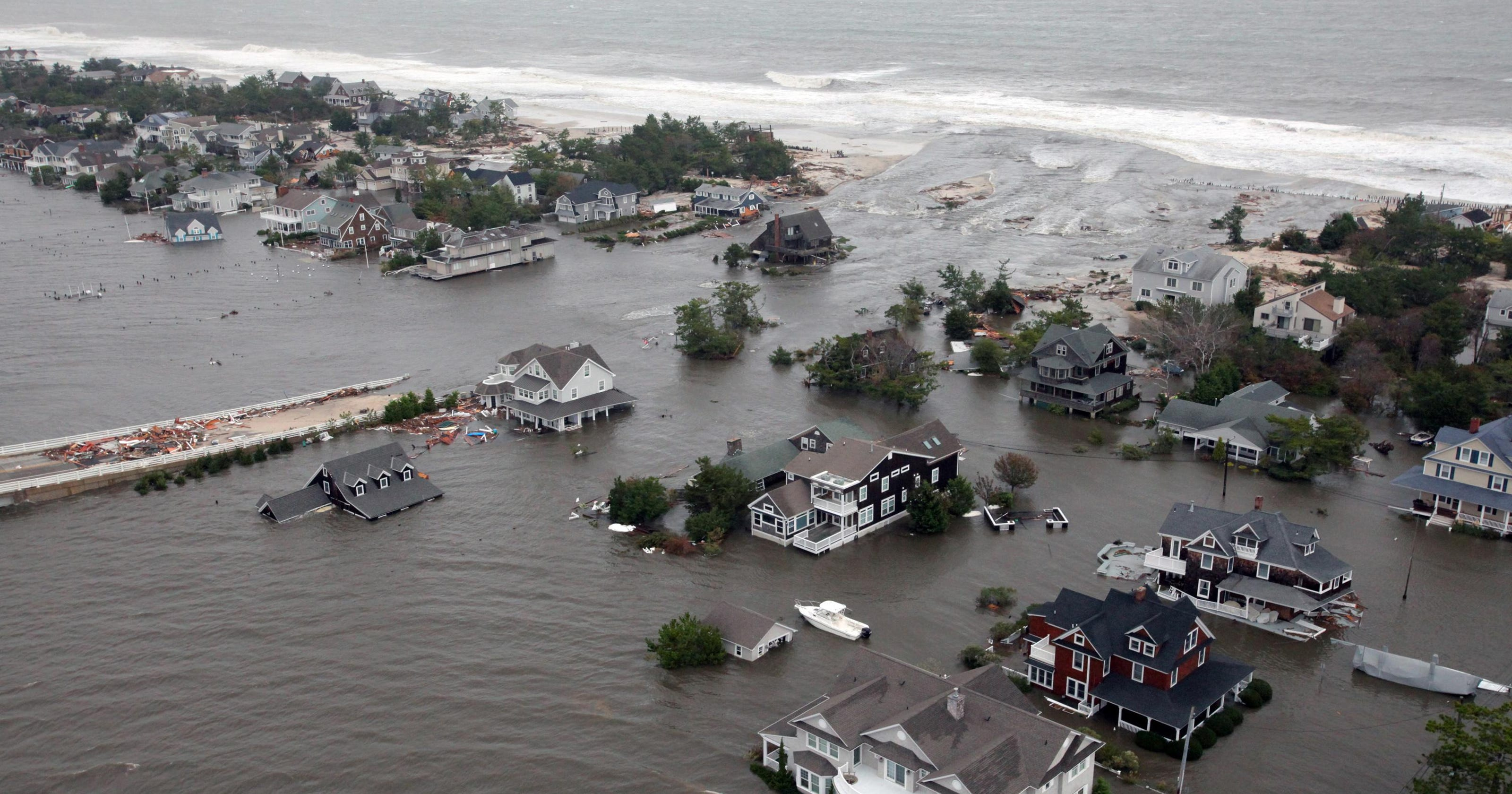 Editorial Will Nj Relive Sandy Nightmare