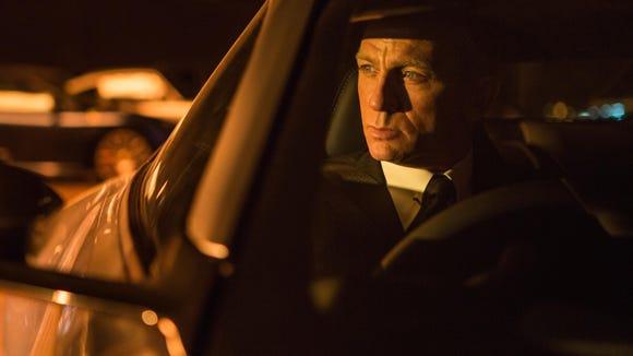 "Daniel Craig stars in ""Spectre."""