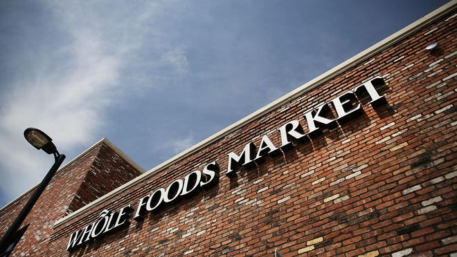 The U.S. Patent and Trademark Office recently rejected an application to register a slogan used by Whole Foods.